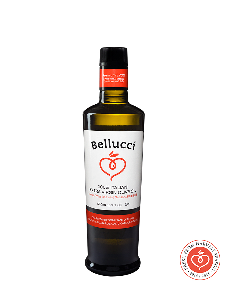 100% Italian EVOO 500 ml