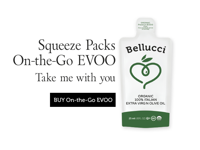 Organic 100% Italian On-the-Go EVOO