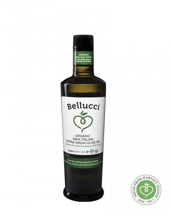 Organic 100% Italian EVOO 500 ml