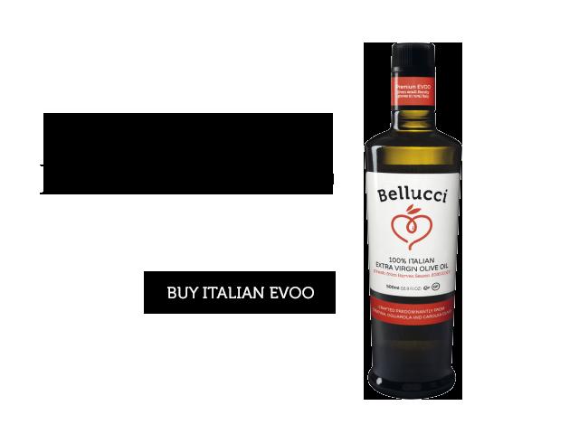 100% Italian EVOO